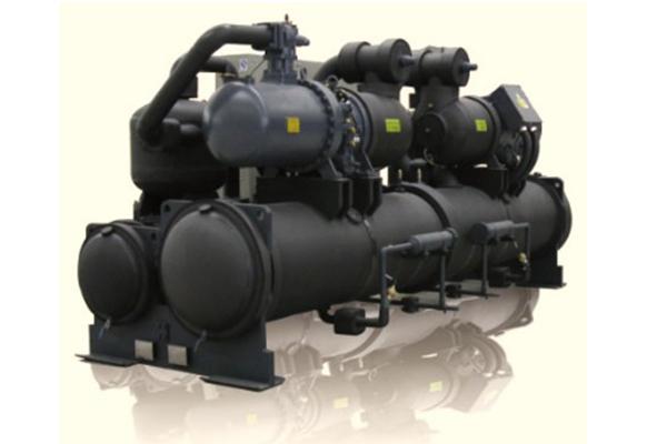 大连水源热泵